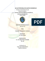 [POL-1370] (Seminario) Derecho Constitucional I