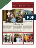 Newsletter 2009 April
