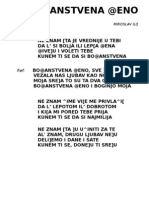 Bozanstvena Zeno - Miroslav Ilic