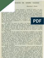 Skutch. Alexander F - Los Ideales Basicos Del Genero Humano