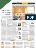 Ciudadanos demandan educación superior de calidad