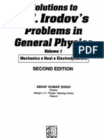 Solutions to IE Irodov's Problems in General Physics Volume I - Abhay Kumar Singh