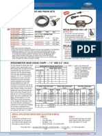 Speedometer Gear