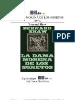 Dama Morena de Los Sonetos, La