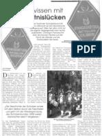 Tiroler Gewissen mit Gedächtnislücken - TZ-Artikel
