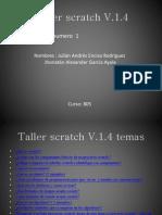 Taller Scratch V