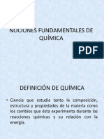 Introduccion Química