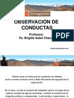 1 Observacion de Conduct#18