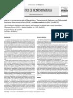 Guía de Práctica Clínica EPOC