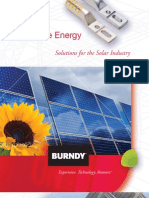Burndy Solar Solutions Brochure