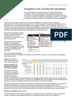 Gerentedeprojeto.net.Br-Desenvolvendo o Cronograma Com o Auxlio de Indicadores