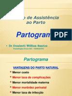 Aula+ +Partograma+Internato