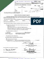12MR973 Sw Affidavit -- Affidavit concerning alleged hacked email account