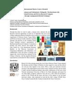 "International Master Course Chronicle ""Diagnosis and Treatment and Orthodontic Orthopedic Myofunctional with Myofunctional Systems and Devices Research Company Seen through Amalgamated Hybrid Technique"