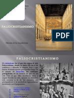 Paleo Cristian is Mo