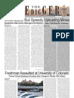 The Oredigger Issue 01 - September 3, 2007