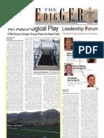 The Oredigger Issue 10 - November 5, 2007