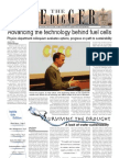 The Oredigger Issue 15 - January 21, 2008