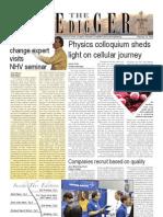 The Oredigger Issue 19  - February 19, 2008
