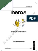 Manual Nero 5.0