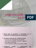 Complicaciones UCPA