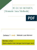 02-Astt- Metode Luas Momen (Moment Area Method)