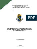Monografia - Controle preditivo e desacoplamento de sist. multivariável