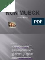 ron mueck presentation