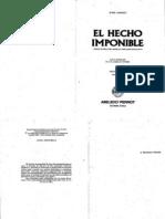 1 El Hecho Imponible - Dino Jarach