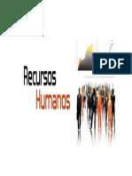 TALLER PRIMERA SEMANA 1 de Administracion de Recursos Humanos