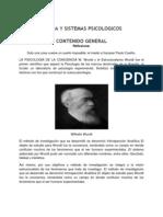 Teoria y Sistemas Psicologicos