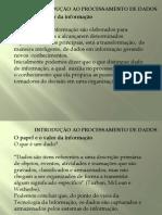 aula 03 papel e valor da informação
