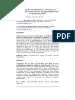 Técnicas de conservación in vitro para el establecimiento de bancos de germoplasma en cultivos tropicales1