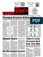The Oredigger Issue 13 - April 11, 2007