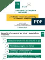 R. YUNTA_La Medida Del Gas y Los Contadores Inteligentes