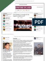 05/06/2013 Reporteros en La Red