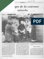 Revista Cauce 1988 Mapa de La Pobreza