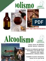 palestra alcoolismo