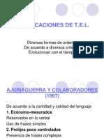 Clase 3 Clasificaciones TEL