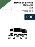 MID 163. Inmobilizador