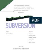 Subversion 1234