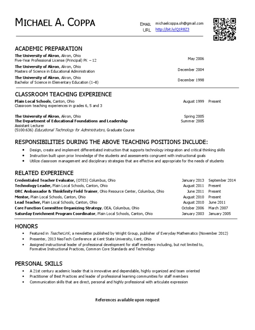 Mac Resume2013 Portfolio Teachers Leadership