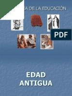 C1.HISTORIA DE LA EDUCACIÓN I