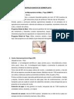 Prinsipales Bancos de Germoplasta en El Mungo