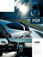 2009 Chevrolet Corvette Brochure