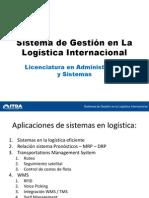 Unidad 5 - Sistemas de logística