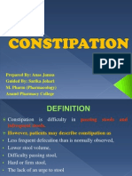 4.Constipation