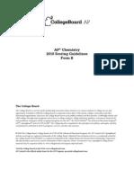 Ap10 Chemistry Form b Sgs