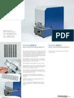 PERNUMA Perforator - Office D & Pernuma Office T