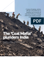 India Coal Mafia - Story of Coal Mafia in Dhanbad (The Coal Capital of India)